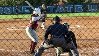 @MT_Softball vs. Alabama A&M thumbnail