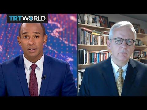US Strikes Syria: Interview with defense analyst John Blaxland