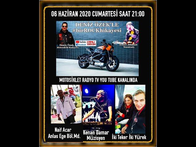 Motosiklet RadyoTv Canlı Yayını