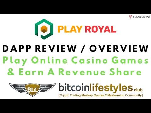 Play Online Casino Games | Play Royal Casino Gambling DAPP Review | Poker, Blackjack, Dice & More