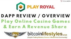 Play Online Casino Games | Play Royal Casino Gambling DAPP Review | Poker, Blackjack, Dice & More
