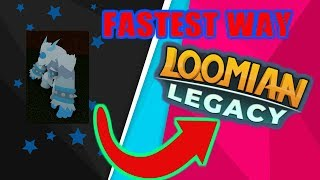 LE 'FASTEST' WAY TO EARN XP AND LOOMICOINS IN LOOMIAN LEGACY! (Roblox)