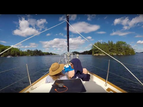 St. Lawrence Seaway - Sailing The Lisken