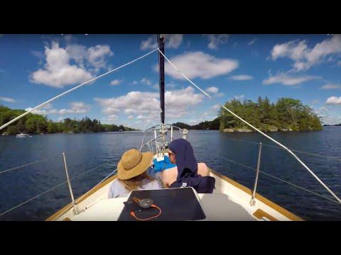 St. Lawrence Seaway - Sailing The Lisken