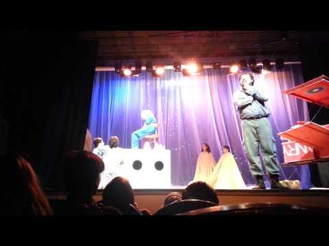 Musical El Principito en Valladolid, Teatro Cervantes