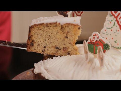 Ketogenic Christmas Cake