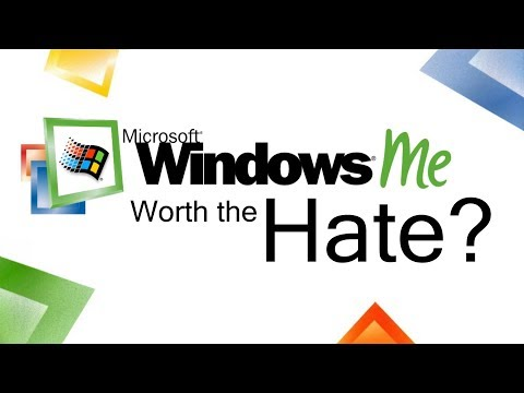 Windows ME: Worth the Hate?