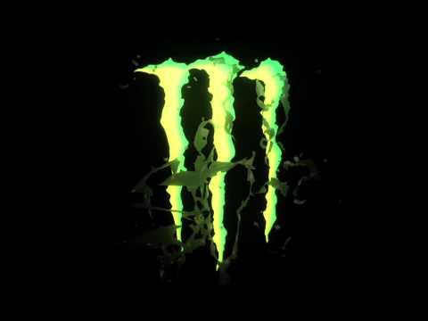 Monster Energy Logo Animation - YouTube  Monster