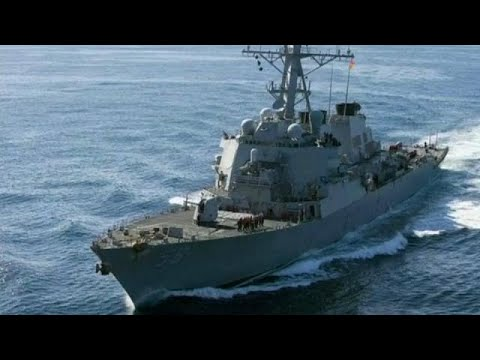 Ten US sailors missing after maritime collision