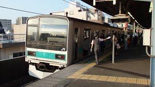 Amazing lot!! Tokyo Commuter Trains