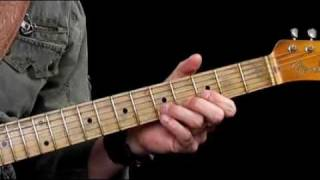 Guitar Lessons - Sweet Notes - G7 Bb7 C7 - R&B Progression