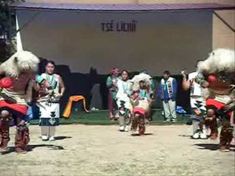 Zuni Dancers (89th Annual Gallup Inter-Tribal Indian Ceremonial)