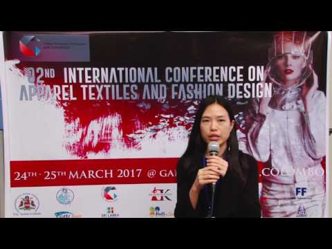 Zhang Chune - zh-cn - 02nd International Conference on Apparel Textiles and Fashion Design