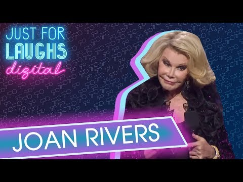 Joan Rivers Stand Up - 2013