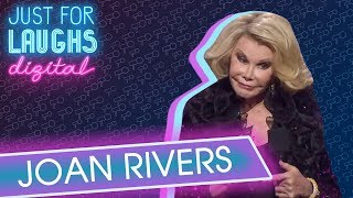 Joan Rivers - Swimming With Sharks