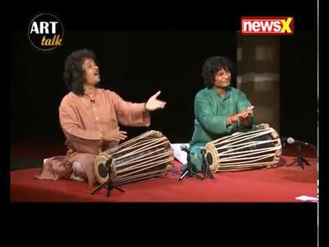 Art Talk - Ravi & Rishi Shankar Upadhyay (Pakhawaj players)
