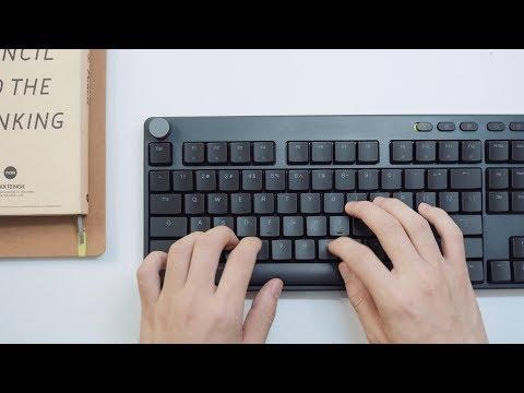 【轻电科技】薄膜键盘的体积,机械键盘的手感?ikbc TypeMaster X400 体验丨ikbc TypeMaster X400 Review