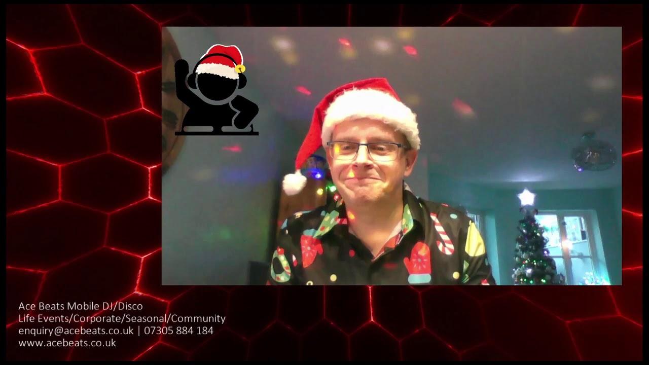 Kid's Streaming Christmas Disco 2020 - Best Bits!