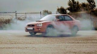 Drift Belrace 2011.  Subaru Impreza Wrx Тоже Может Дрифтить Вместе С Заднеприводными Японцами