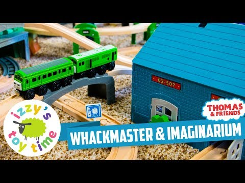 Toy Trains for Kids  WE GOT BOCO! IMAGINARIUM ONLY TRACK! Thomas and Friends   for Kids