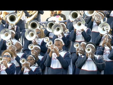 Spottie Ottie - Tennessee State University Marching Band (2015) - Filmed in 4K
