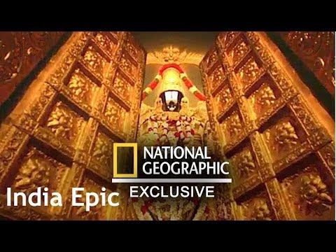 Tirumala Tirupati Devasthanam Temple   English   Inside National Geographic Full HD