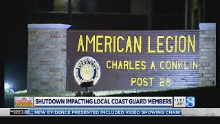 Rules may prohibit free meals for Coast Guard