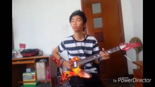 Tiếng gọi - bức tường [guitar solo live tab, lesson]