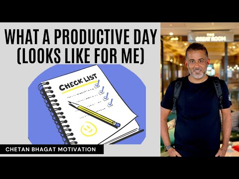 What a productive day looks like (for me)