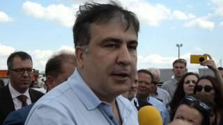 Саакашвили об инвестициях и коррупции