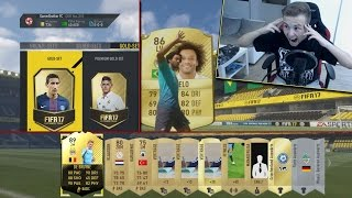 OMG PACK LUCK IS BACK !! | FIFA 17 2 MIO COINS PACK OPENING (Deutsch)
