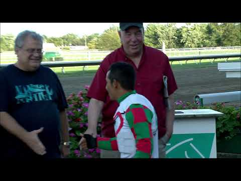 video thumbnail for MONMOUTH PARK 8-10-19 RACE 13