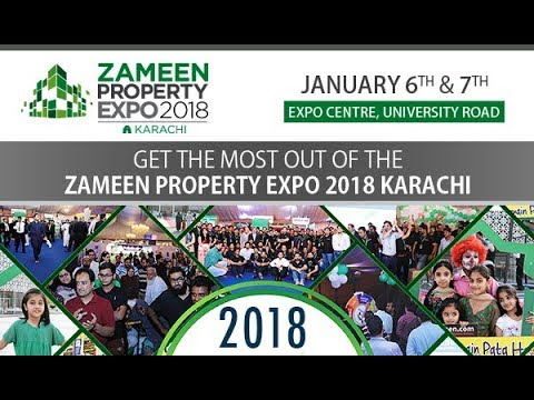 Zameen Expo Karachi Lahore Islamabad Dubai Low Price Commercial Residential Plot House Shop For Sale
