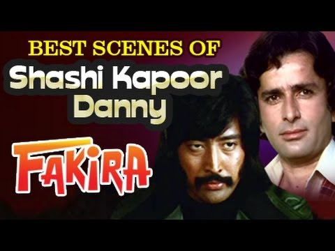 Fakira Hindi Movie | Best Dialouges Jukebox | Shashi Kapoor V/s Danny