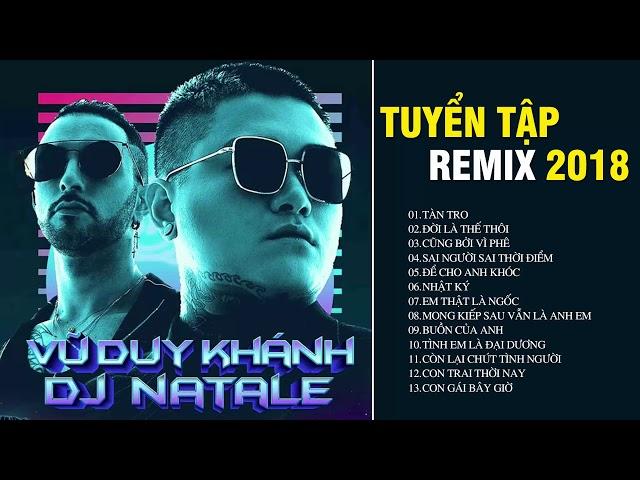 Liên Khúc Nhạc Trẻ Remix Hay Nhất - TÀN TRO Remix - NHẠC TRẺ  REMIX QUẨY TUNG MÙA GIÁNG SINH 2019