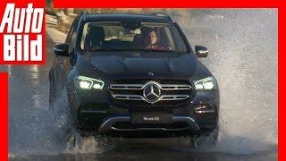 Mercedes GLE (2018) - Erste Fahrt im W167 Review / Test / Details / Fahrbericht