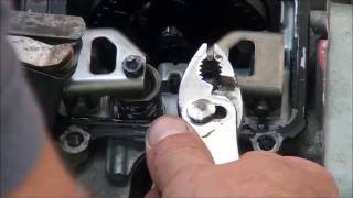 HONDA GC 160 Engine How To VALVE INSPECTION and ADJUSTMENT - Specs
