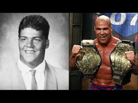 Wrestling Origins: Kurt Angle