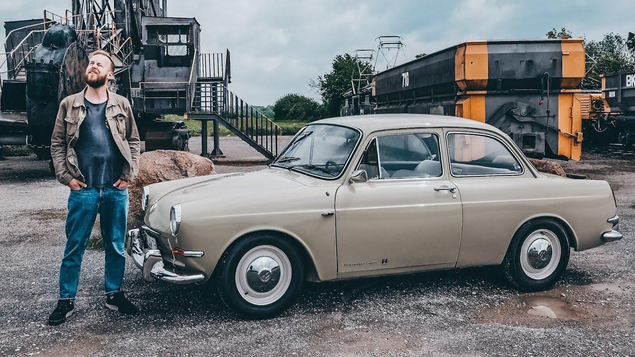 Максималка на старом VW на автобане! Сломали мотор