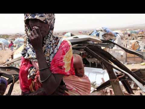 Angelique Kidjo roept op voor de Hoorn van Afrika