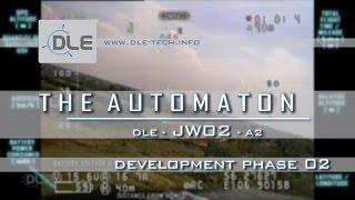 UAV DLE-JW02-A2 development phase 02