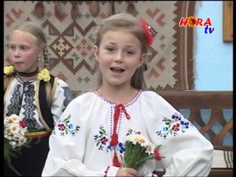 MADALINA GROZA - Mama raza mea de soare - HORA TV -