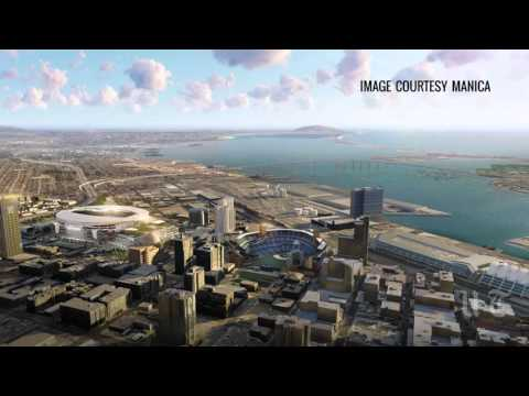 Chargers Release Their Vision For Stadium | San Diego Union-Tribune