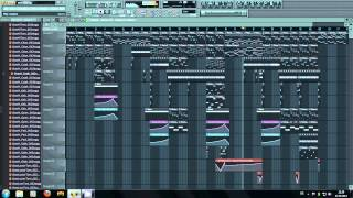 Full Song Remake: David Guetta feat. Sia - She Wolf (Falling to Pieces) Instrumental FL Studio Cover