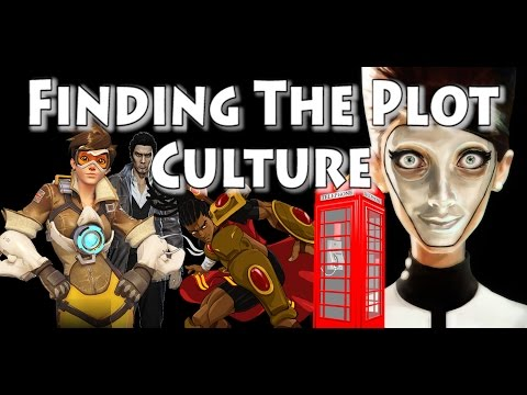 Finding The Plot Musings: Cultural Expression