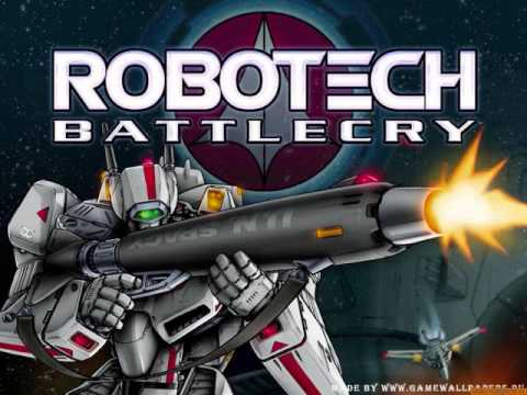 Robotech Battlecry Soundtrack - 03 Force of Arms