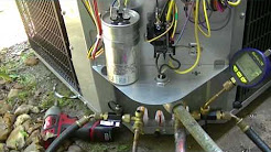 HVAC Install: 4 Ton Heat Pump Install