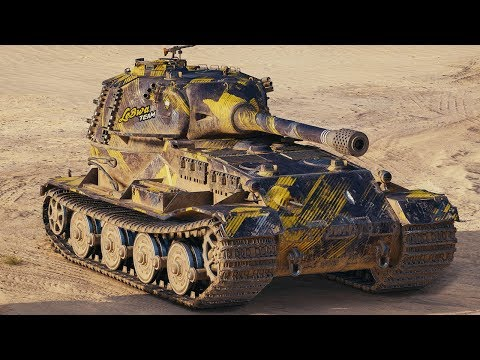 World of Tanks VK 72.01 (K) - 6 Kills 10,3K Damage thumbnail