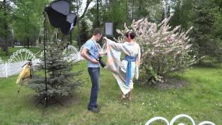 фотосессия - сакура спонсор доставка суши Челябинск - насуши(Сакура, чай и ванильное настроение мейк-ап и прическа от салона красоты