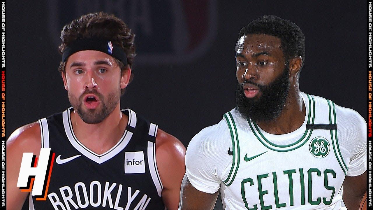 Brooklyn Nets vs Boston Celtics - Full Game Highlights   August 5, 2020   2019-20 NBA Season